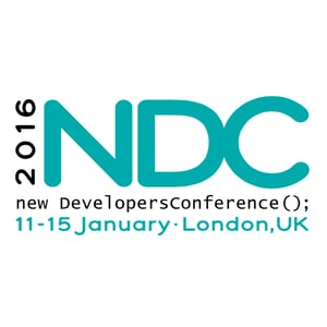 NDC London 11-15 Jan 2016